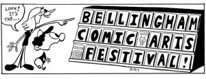 Bellingham Comic Arts Festival @ Bellingham Alternative Library | Bellingham | Washington | United States