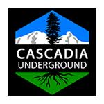 Cascadia Underground logo