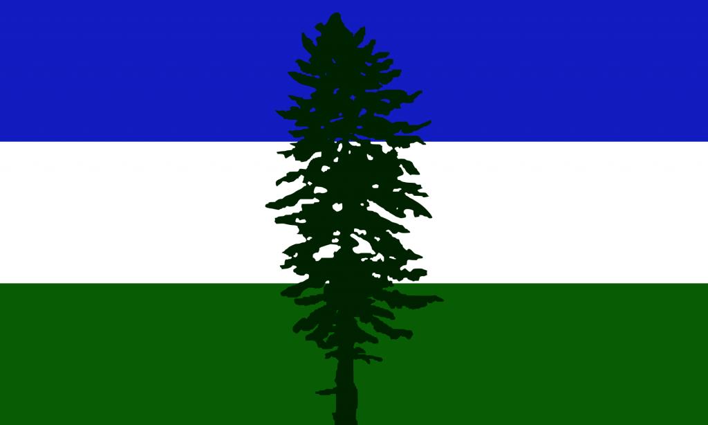 cascadia doug flag