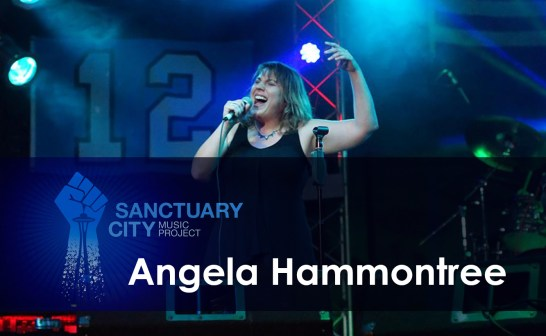 Sanctuary City Music Project: Angela Hammontree