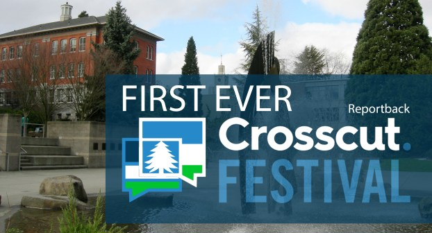 First Crosscut Festival: Cascadia's Mayors Meet  for the First Time
