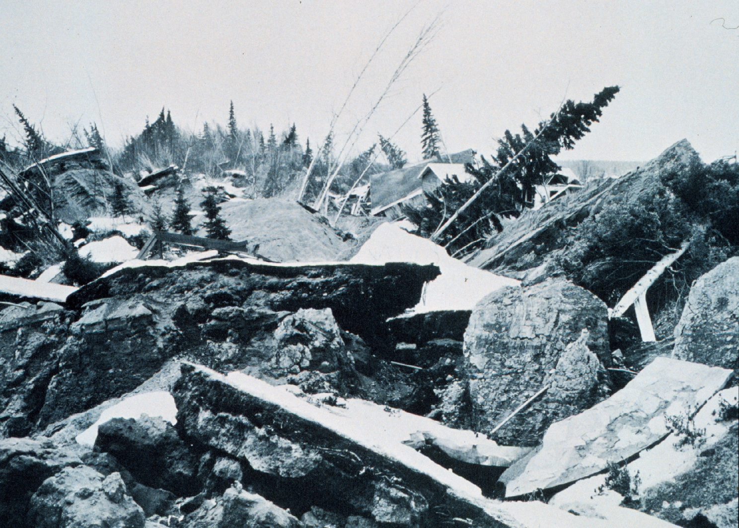 Good Friday Earthquake Alaska 1964