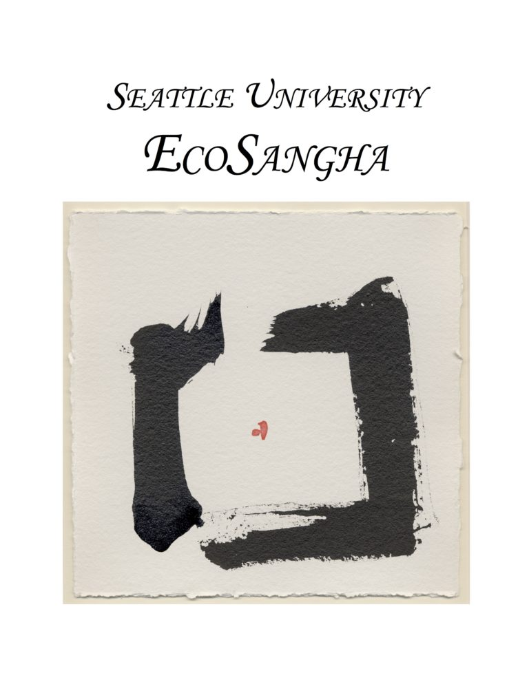 The Ecosangha of Seattle University