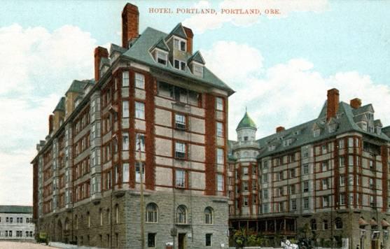Portland_Hotel circa 1900