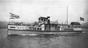 The Suquamish, the first diesel-powered ship built on Puget Sound in 1914. This Week in Cascadia: April 22nd – 28th